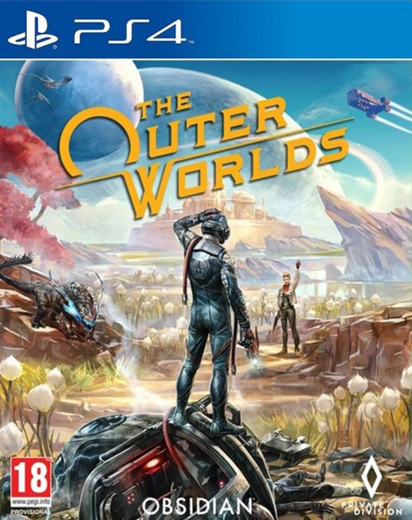 The Outer Worlds- PS4  - Joy Games