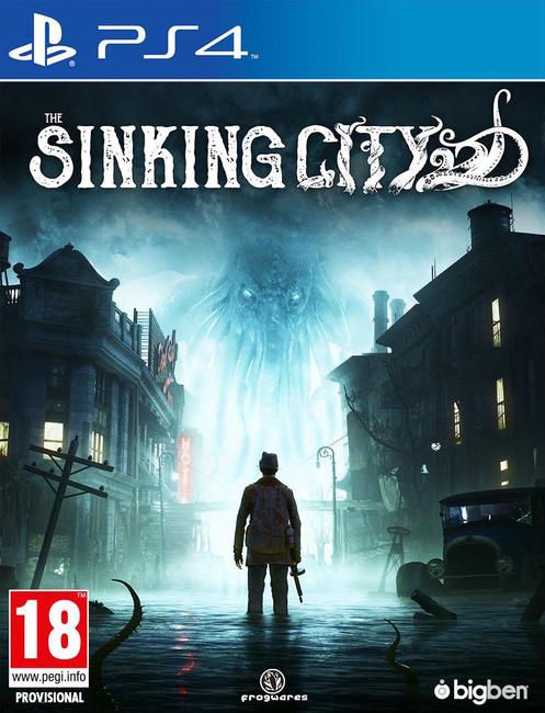 The Sinking City - PS4  - Joy Games