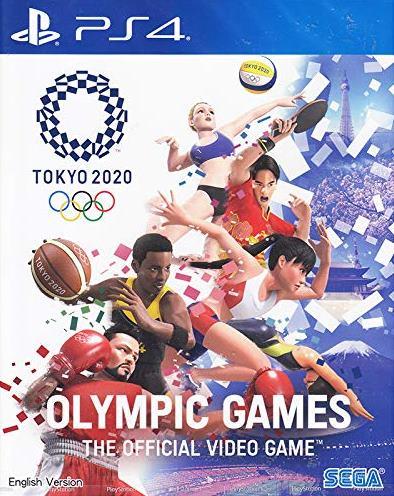 Tokyo 2020 Olympic Games - PS4  - Joy Games