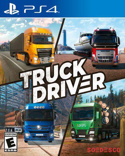 Truck Driver - PS4  - Joy Games