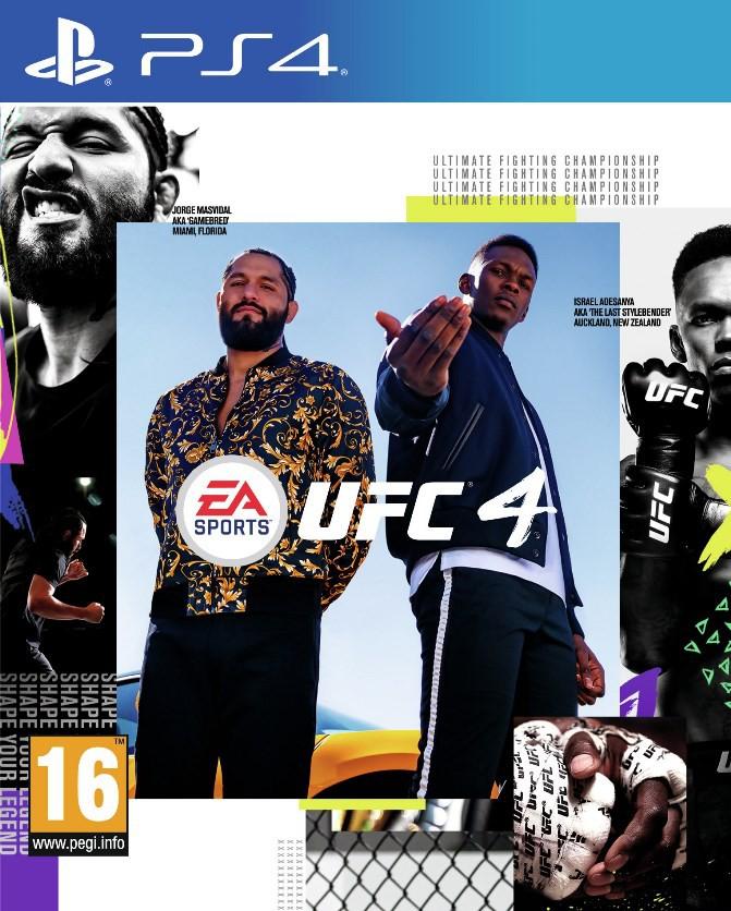 UFC 4  - Joy Games