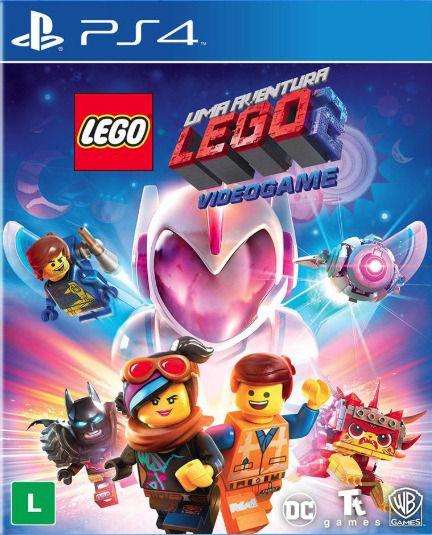 Uma Aventura Lego 2 - PS4  - Joy Games