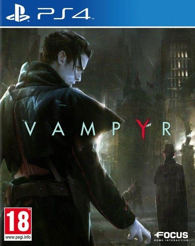 Vampyr - PS4  - Joy Games