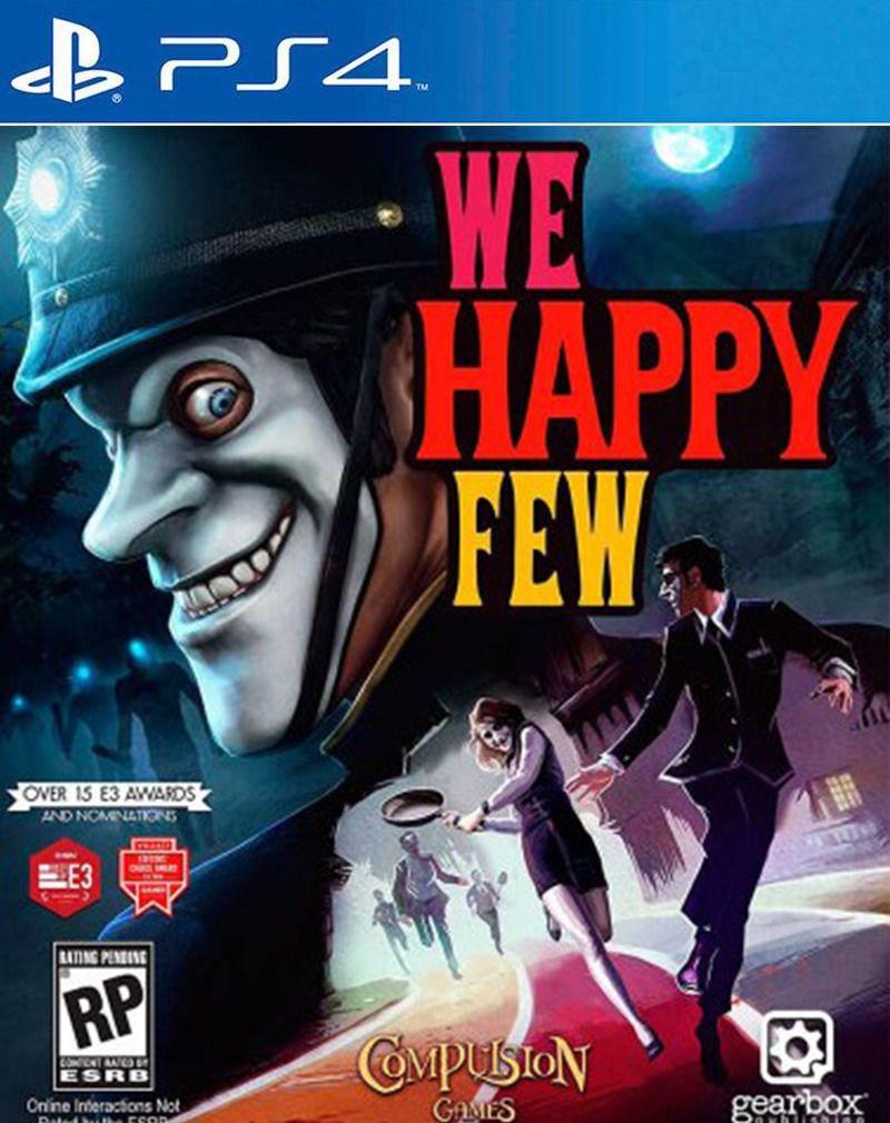 We Happy Few - PS4  - Joy Games