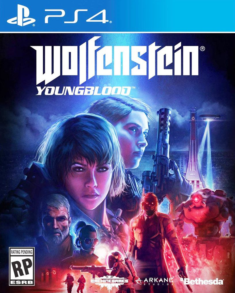 Wolfenstein: Youngblood - PS4  - Joy Games