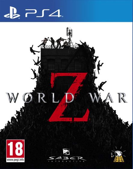 World War Z Game - PS4  - Joy Games