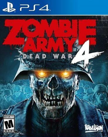 Zombie Army 4: Dead War - PS4  - Joy Games