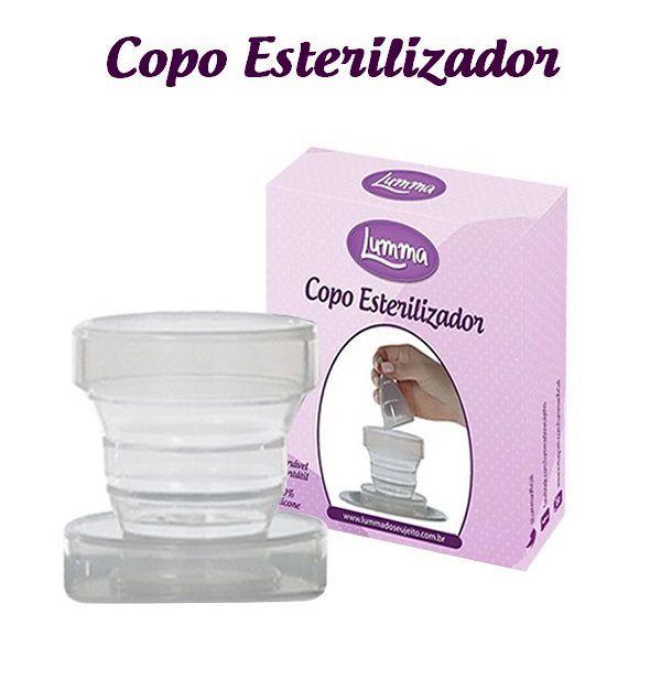 Copo Esterilizador