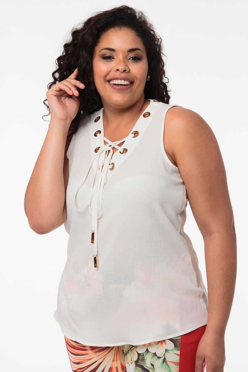 Regata Plus Size Lorena