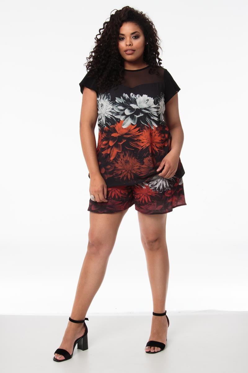Blusa Plus Size Luise