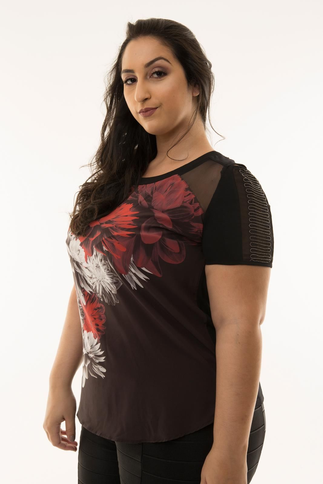 T-shirt Plus Size Florence