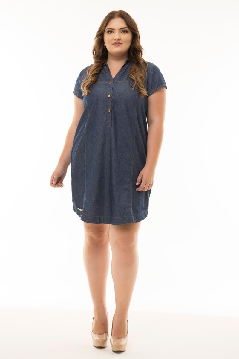 Vestido Plus Size Alexa