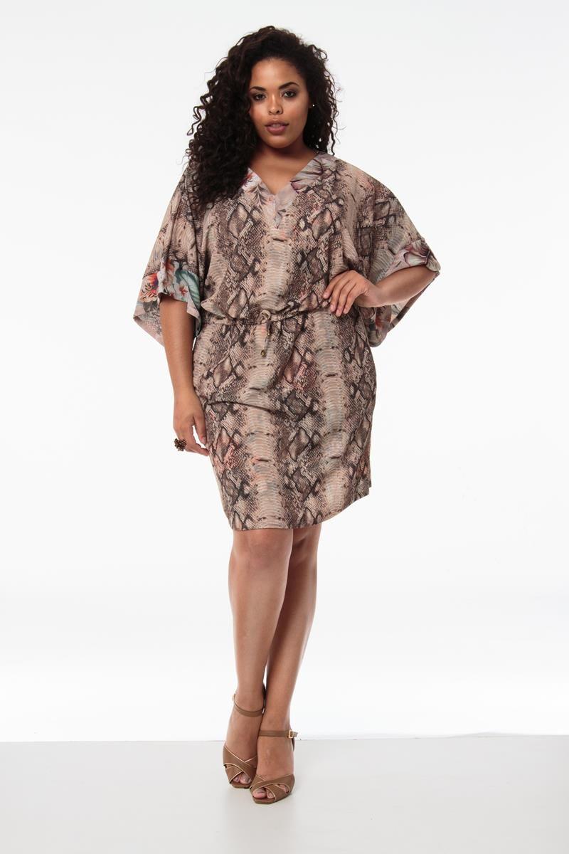 Vestido Plus Size Beatriz