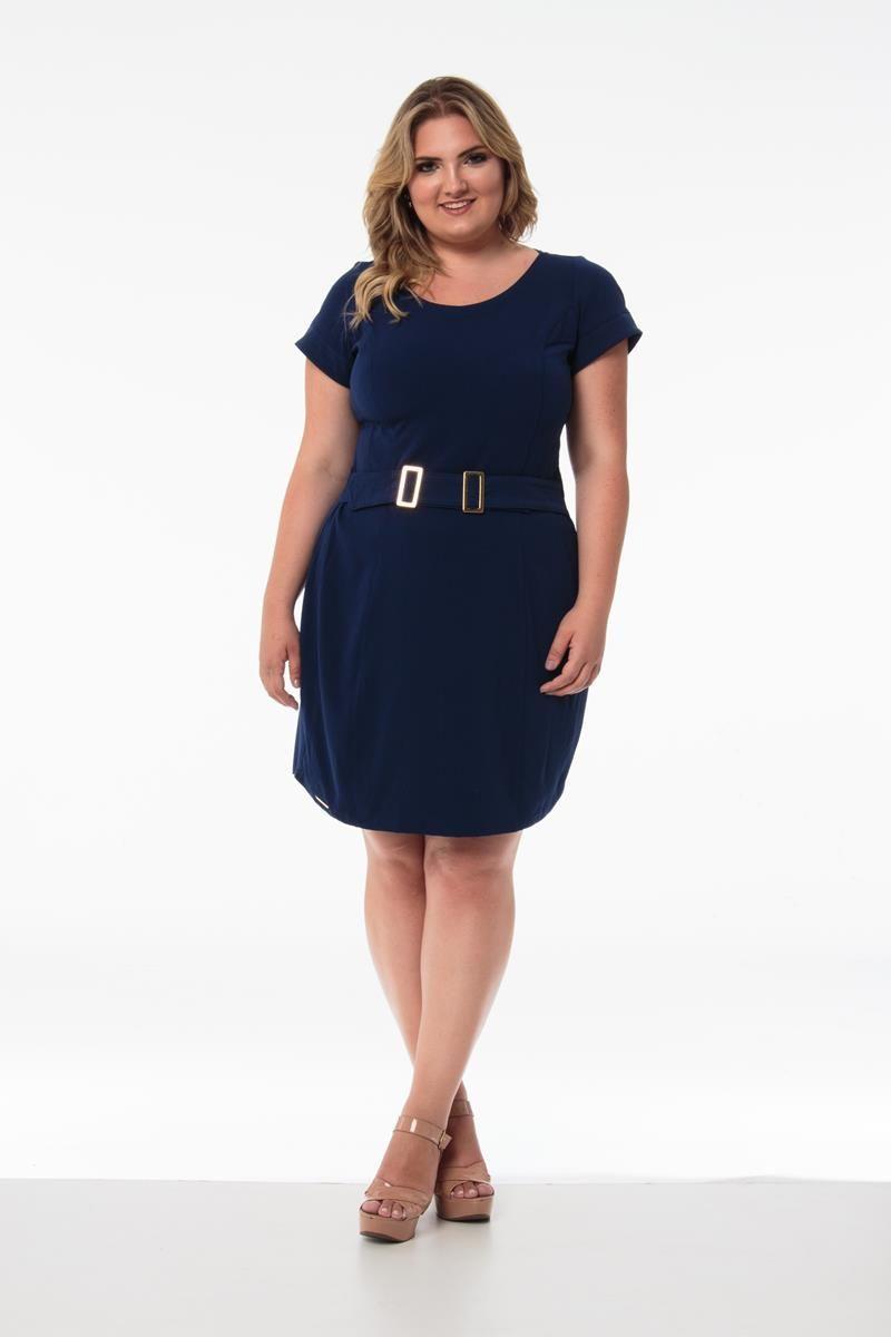 Vestido Plus Size Camile