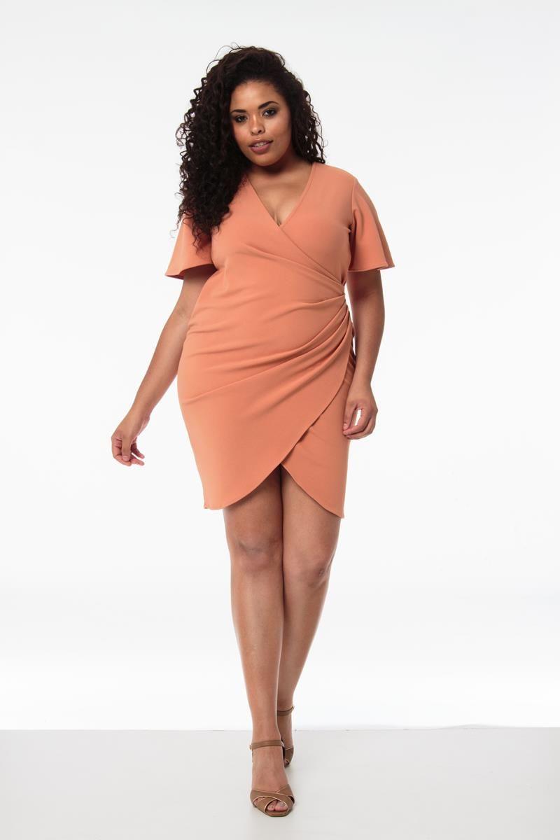 Vestido Plus Size Diane
