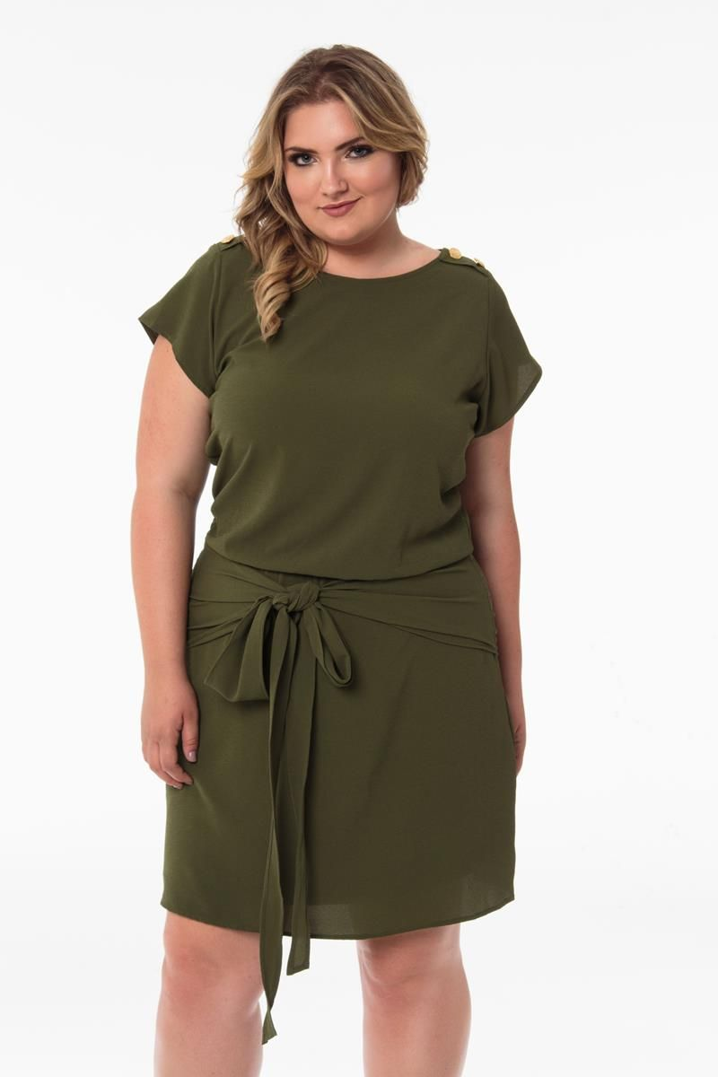 Vestido Plus Size Karina