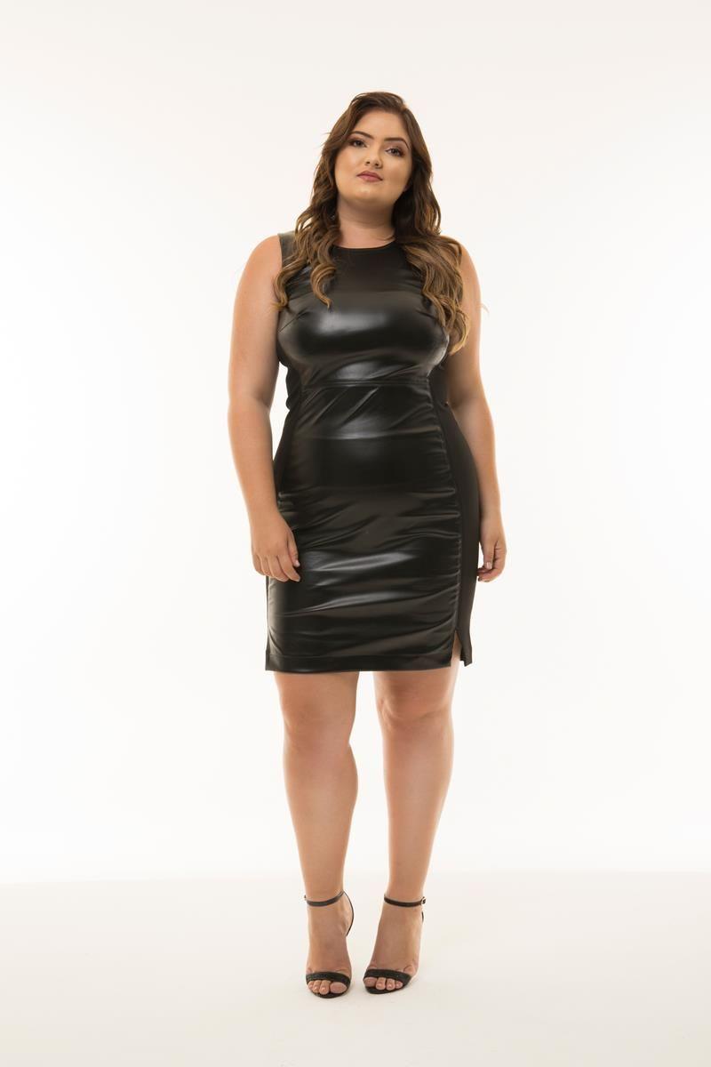Vestido Plus Size Lais