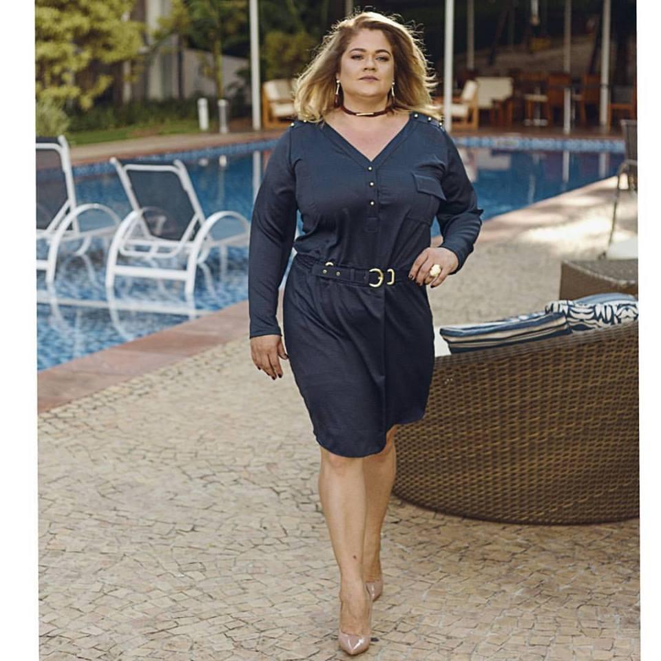 cd0fc0e1be71 Vestidos Curtos Plus Size – Meu Formato