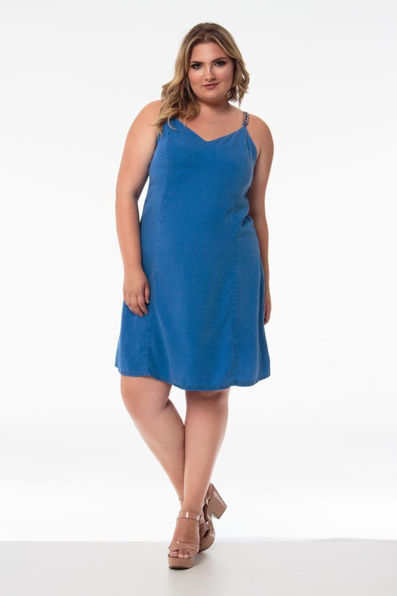 Vestido Plus Size Sofia