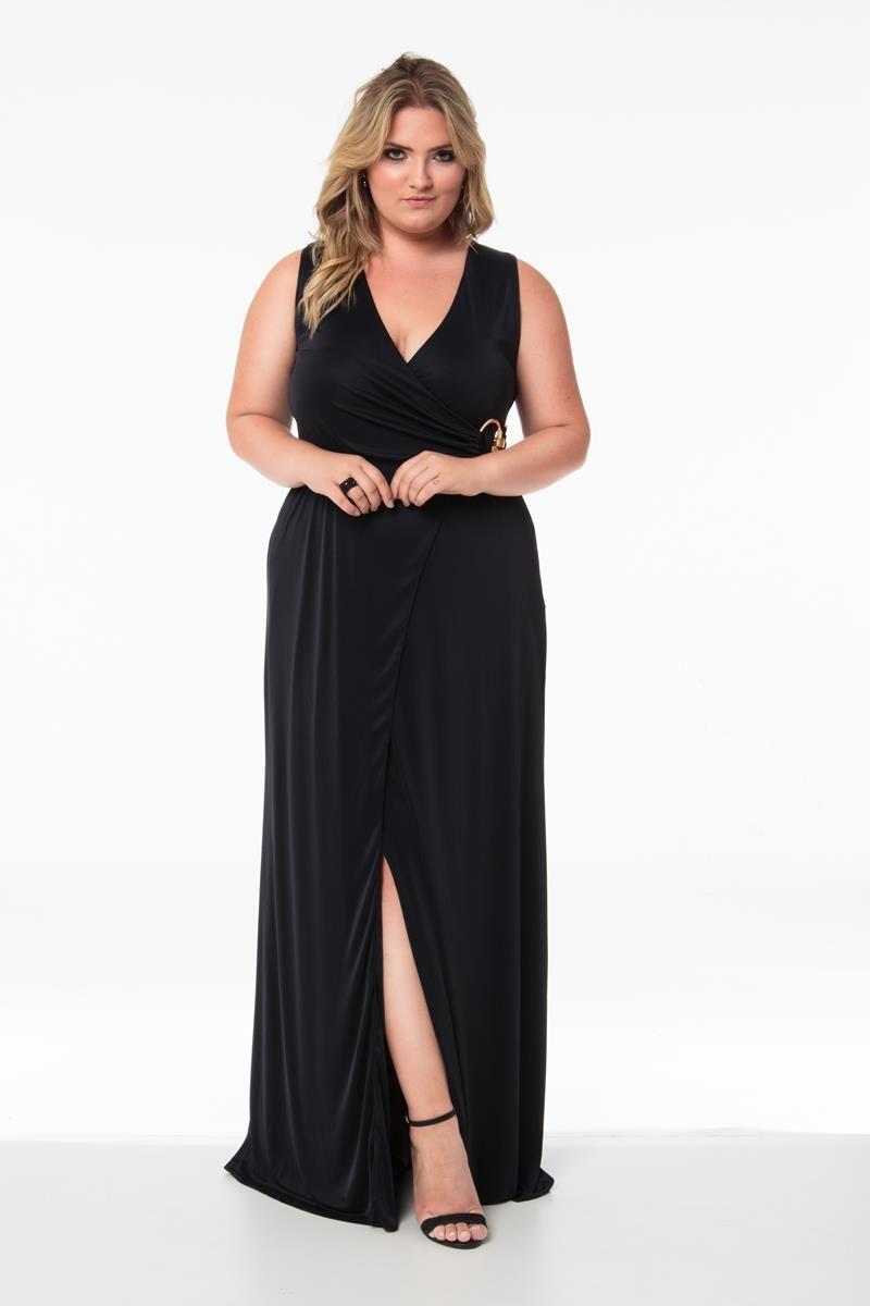 Vestido Plus Size Sophie