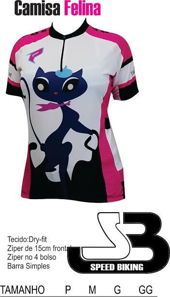 Camisa Felina