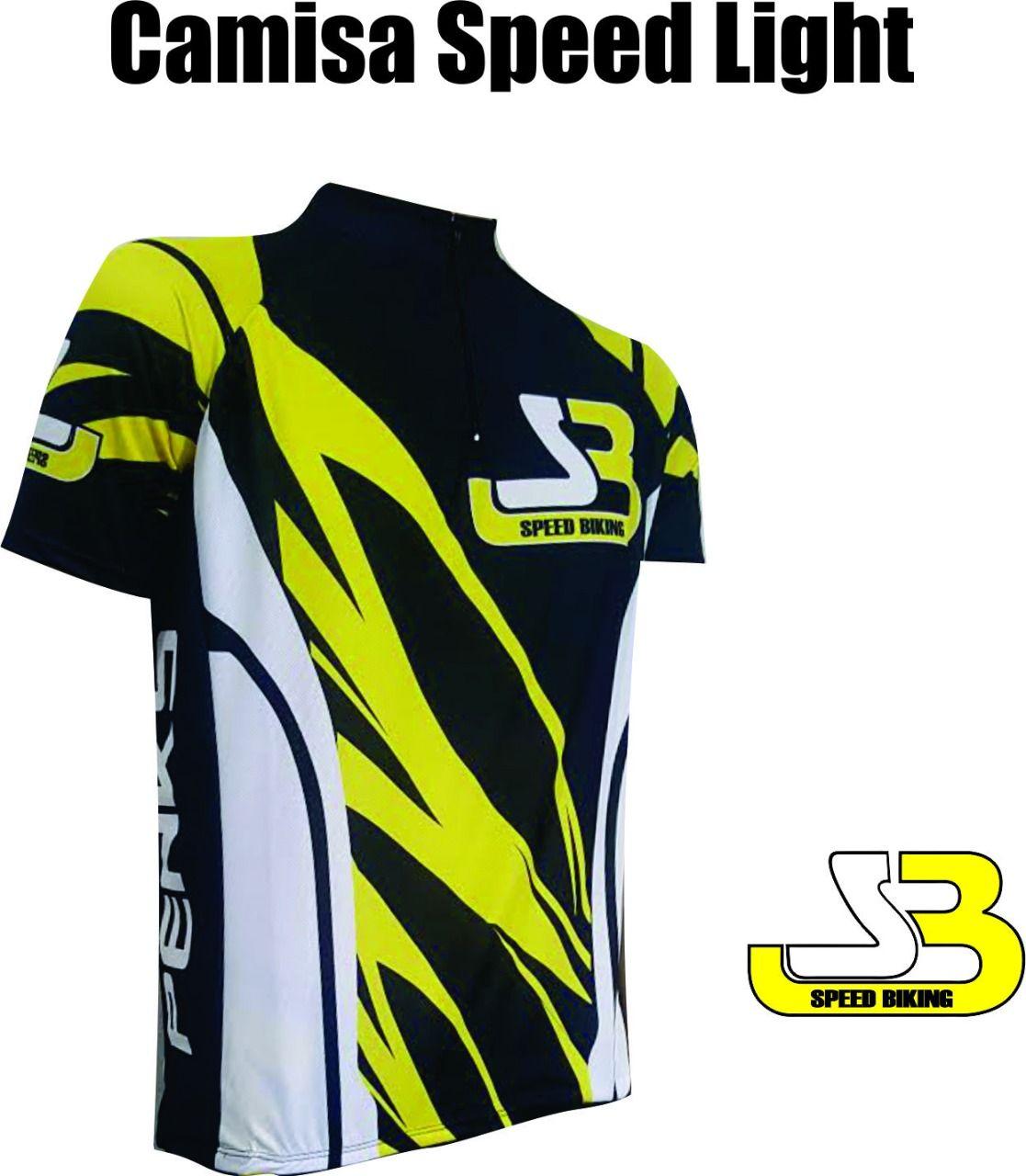 Camisa Speed Light