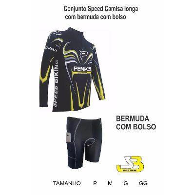 Conjunto Speed Biking