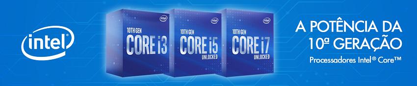 10ª Geração de processadores Intel