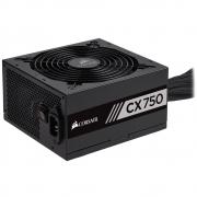 FONTE ATX 750W CX750 80 PLUS BRONZE CP-9020123-BR CORSAIR