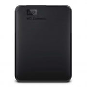 "HD EXTERNO 2.5"" USB 3.0 1TB WDBUZG0010BBKWES ELEMENTS WESTERN DIGITAL"