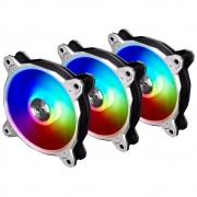 KIT FAN 120MM 3UND ADD-RGB DIGITAL RGB PTA LIAN LI