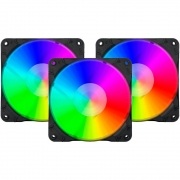 KIT FAN 120MM 3UND GC-F007 RGB REDRAGON