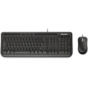 KIT MOUSE E TECLADO USB WIRED 600 FOR BUSINESS 3J2-00006 MICROSOFT