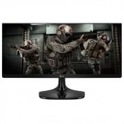 Monitor Gamer LG Led 25p Ultrawide Full HD 75Hz 1 MS 25UM58G