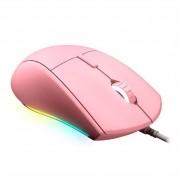 Mouse Gamer Cougar Minos XT RGB 4k Dpi Rosa 3MMXTWOP.0001