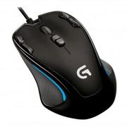 Mouse Gamer  Logitech USB G300S 9B 2.5K DPI 910-004344