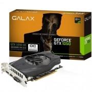 Placa de vídeo VGA Galax GTX 1050 OC 2GB DDR5 128Bits 50NPH8DSN8OC