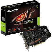 Placa de vídeo VGA GigaByte GTX 1050 OC 2GB GDDR5 128Bits GV-N1050OC-2GD