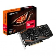 Placa de vídeo VGA GigaByte Radeon RX 580 Gaming 8GB DDR5 256Bits GV-RX580GAMING-8GD
