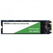 SSD WD Green 480GB M.2 WDS480G2G0B