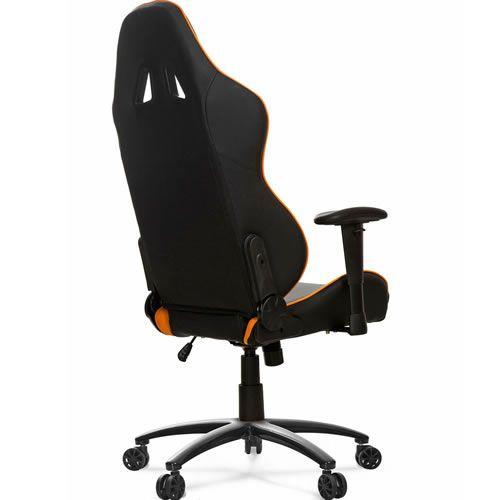 Cadeira Gamer AKRacing Nitro Orange 10028-1