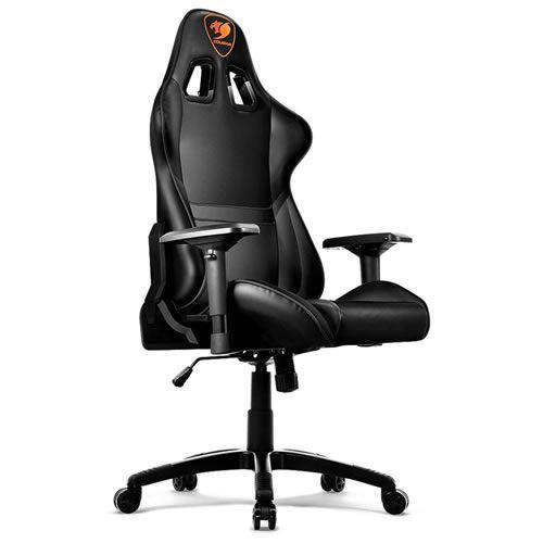 Cadeira Gamer Cougar Armor Black