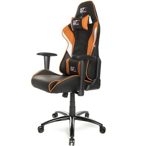 Cadeira Gamer DT3 Sports Elise Black Orange 10636-6