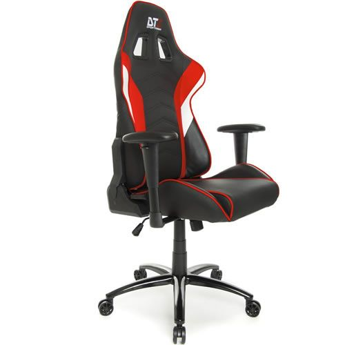 Cadeira Gamer DT3 Sports Elise Black Red 10637-7