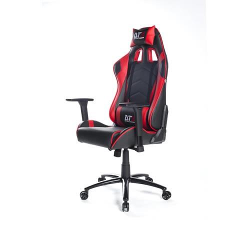 Cadeira Gamer DT3 Sports Mizano Black Red 10500-6
