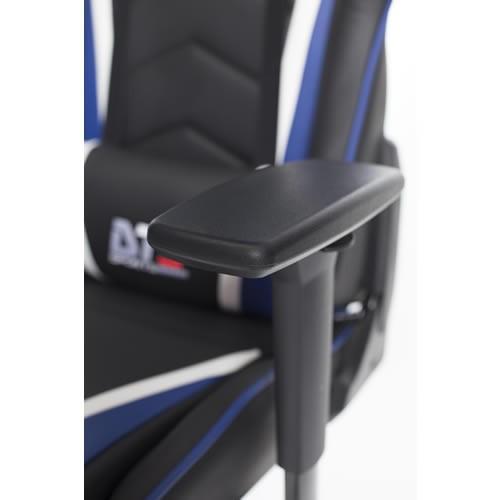 Cadeira Gamer DT3 Sports Modena Black Blue 10501-7