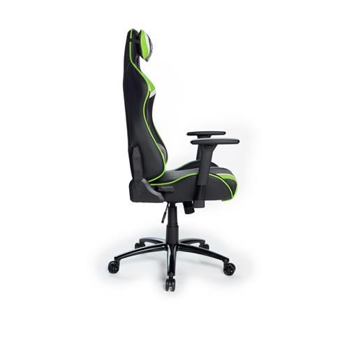 Cadeira Gamer DT3 Sports Modena Black Green 10502-8