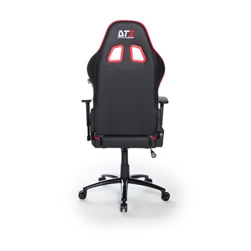 Cadeira Gamer DT3 Sports Modena Black Red 10504-0