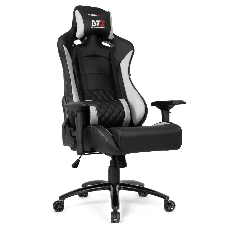Cadeira Gamer DT3 Sports Ravena White 11537-7