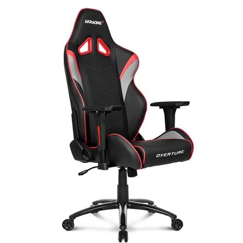 Cadeira Gaming AKRacing Overture Red 10521-9